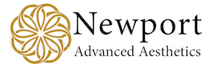 Newport Advanced Aesthetics Mobile Logo